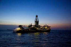 Anadarko has made an LNG sale and puchase agreement with Tokyo Gas and Centrica