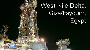 BP starts gas production from the second stage of Egypt's West Nile Delta