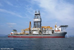 Transocean Ltd. has provided quarterly fleet status report