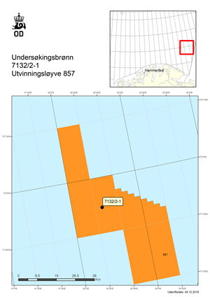 Equinor has dry well in the southeastern Barents Sea