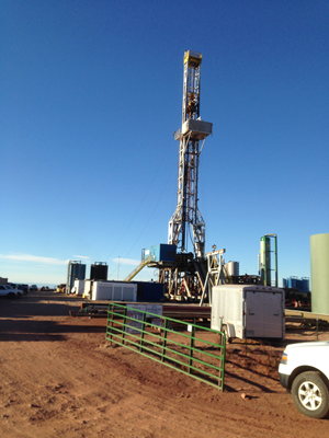 USGS: Vegetation recovery on abandoned oil and gas well sites is variable