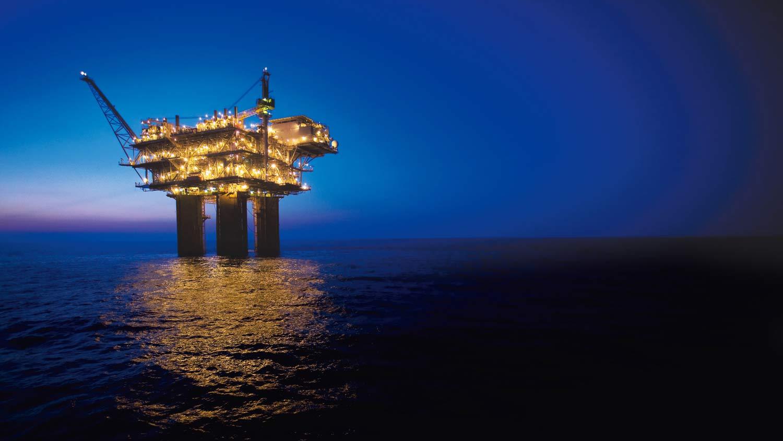 shenzi petroleum development in the deepwater gulf of mexico photo bhp.'