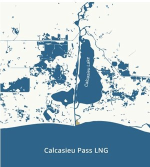 Venture Global Calcasieu Pass and TransCameron Pipeline receive construction approval in Louisiana