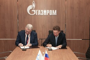 Gazprom sign subsea production equipment contract