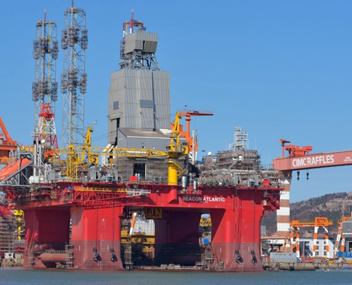 Neptune Energy awards rig contract