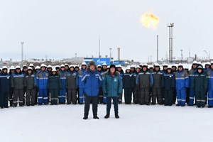 Gazprom launches full-scale development in Yamal Peninsula