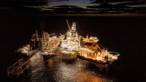 Equinor reports record-breaking lift completes the Johan Sverdrump field center