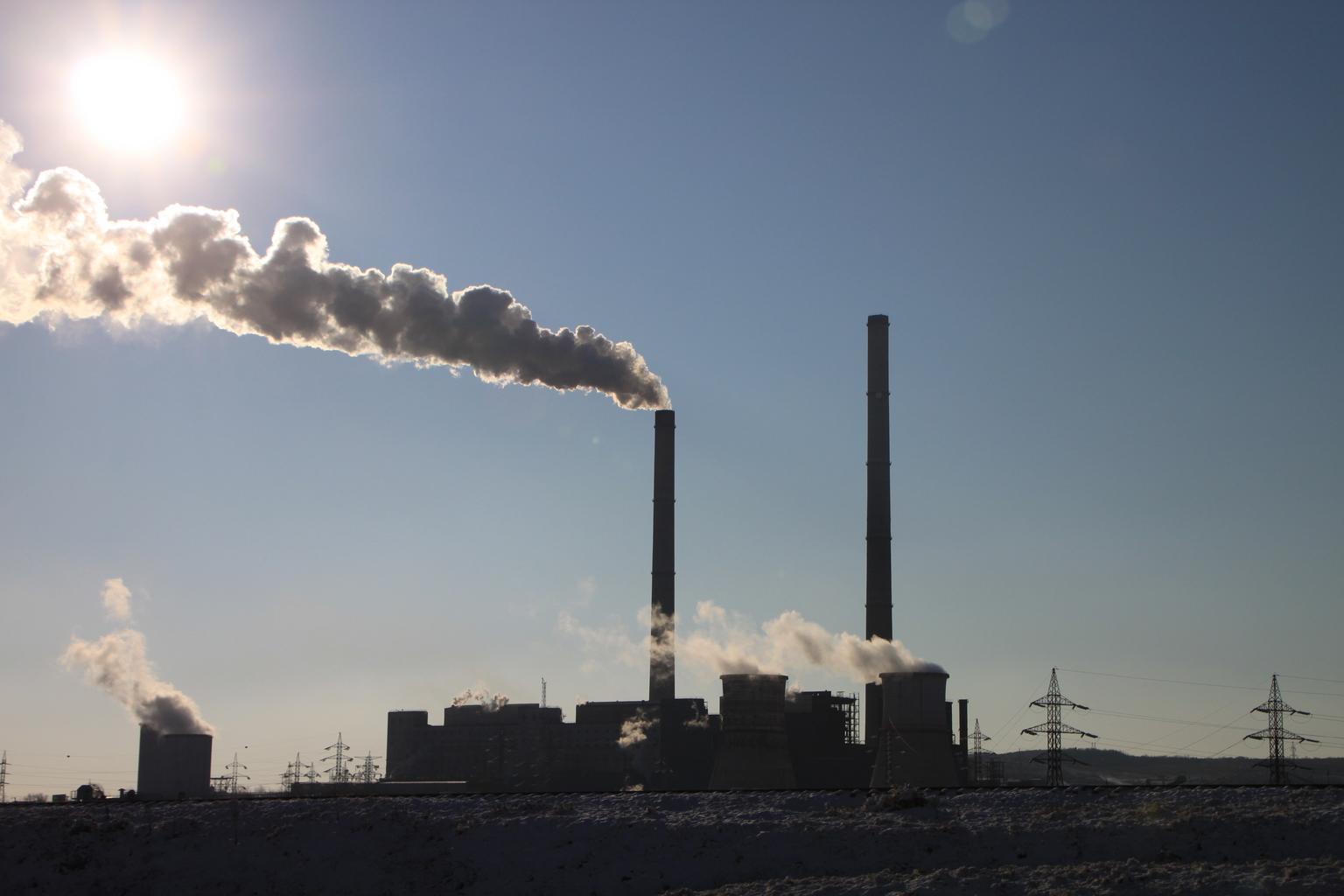 Oxy Low Carbon Ventures, Carbon Engineering begin