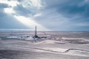 Gazprom Neft commissions third production well at Sarqala field