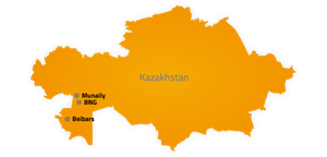 Caspian Sunrise reports increased production in Kazakhstan
