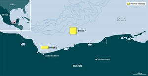 Premier Oil has made successful well test of Zama discovery