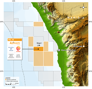ExxonMobil acquires more exploration acreage offshore Namibia