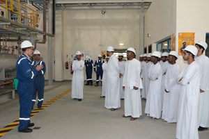 ADNOC Technical Academy welcomes more than 300 Emirati students