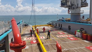 Airborne Oil and Gas, SÍMEROS collaborate to qualify dynamic deepwater TCP risers in Brazil