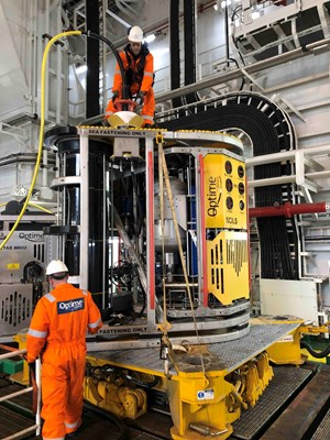 Aker BP successfully carries out North Sea decommissioning using cutting edge technology