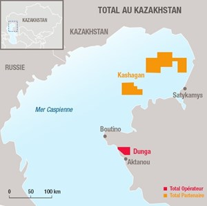 Total launches Phase 3 of Dunga field, onshore Kazakhstan