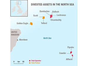 Total divests UK assets to Petrogas for $635 million