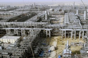 Saudi Aramco Abqaiq facility