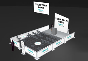 The LAGCOE 2019 Tech Talk Zone