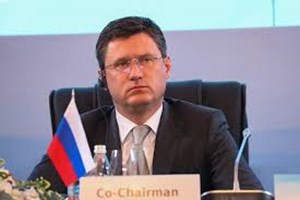 Russian Deputy Prime Minister Alexander Novak