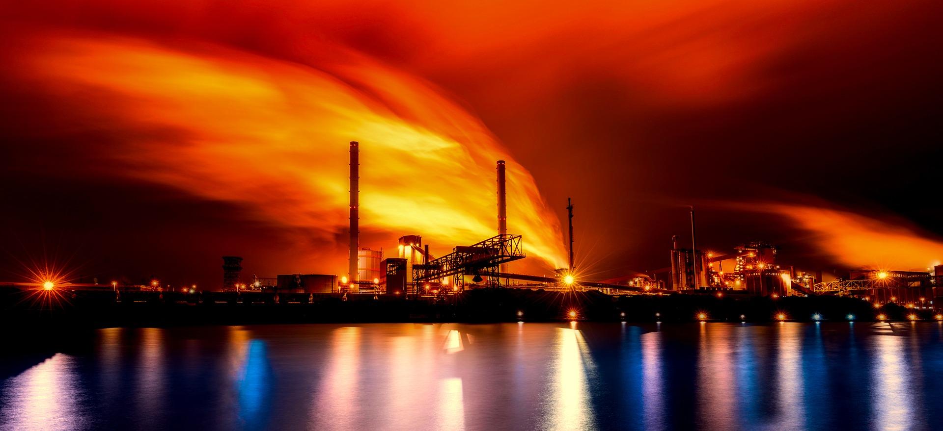 Oil leaders at Davos debate tougher CO₂ cuts as pressure mounts