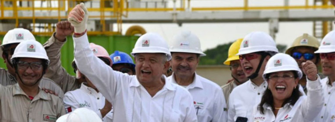 Mexico accepts oil output deal, says Trump resolved its impasse with OPEC+