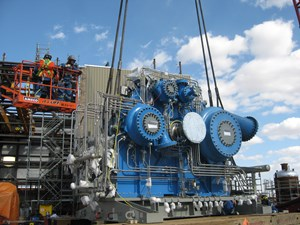 RG compressor system for carbon capture and storage by MAN Energy Solutions