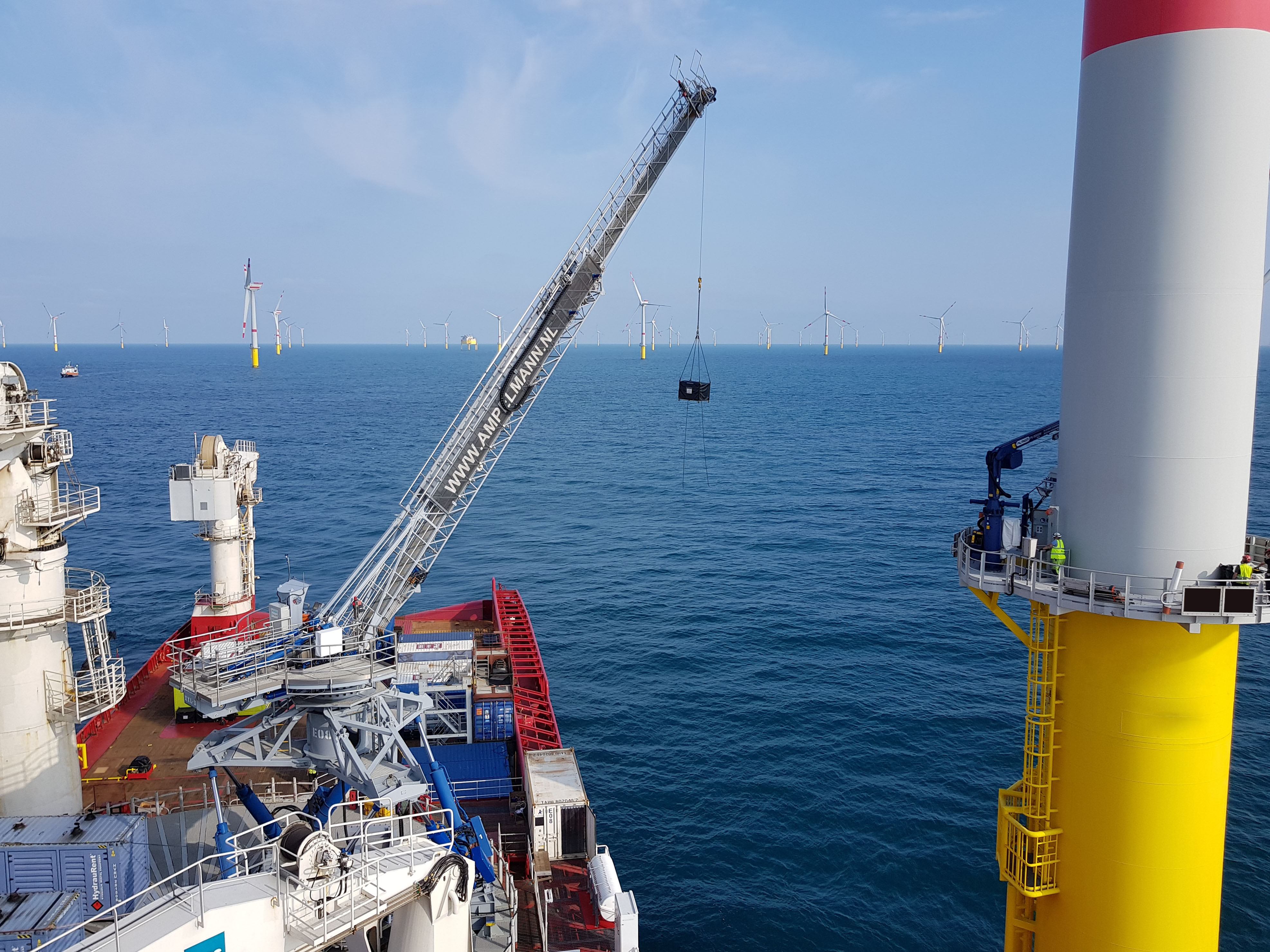 New study outlines opportunities for UK companies in growth of US offshore wind thumbnail