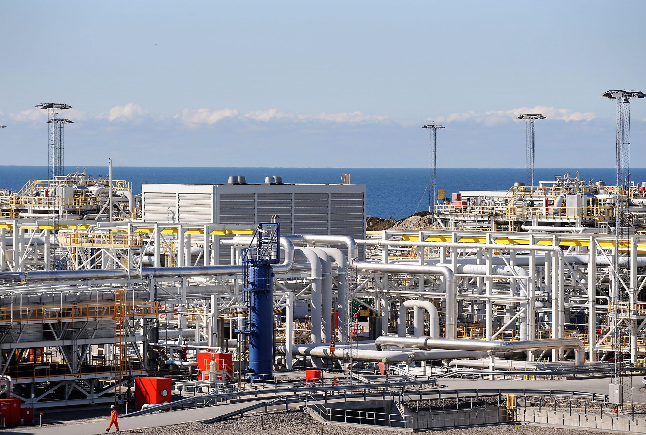 Wood asegura el contrato EPCI de procesamiento de gas de Kollsnes