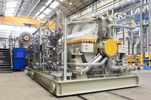Baker Hughes centrifugal compressor for LNG applications