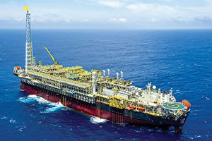 Fig. 6. It is possible that Brazil will require 15 to 20 new FPSOs in the next 10 years. Image: Petrobras.
