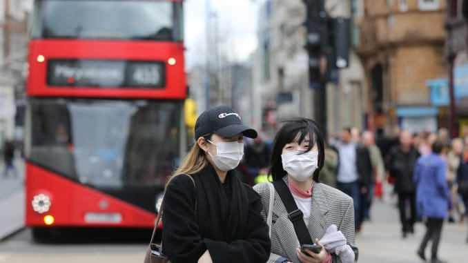 Oil prices dive as mutating virus chokes international travel