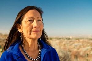 U.S. Representative Debra Haaland (D - NM)