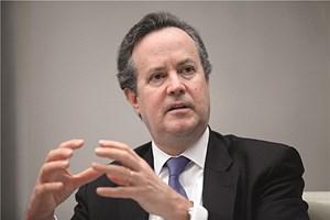 S&P Global CEO Douglas Peterson