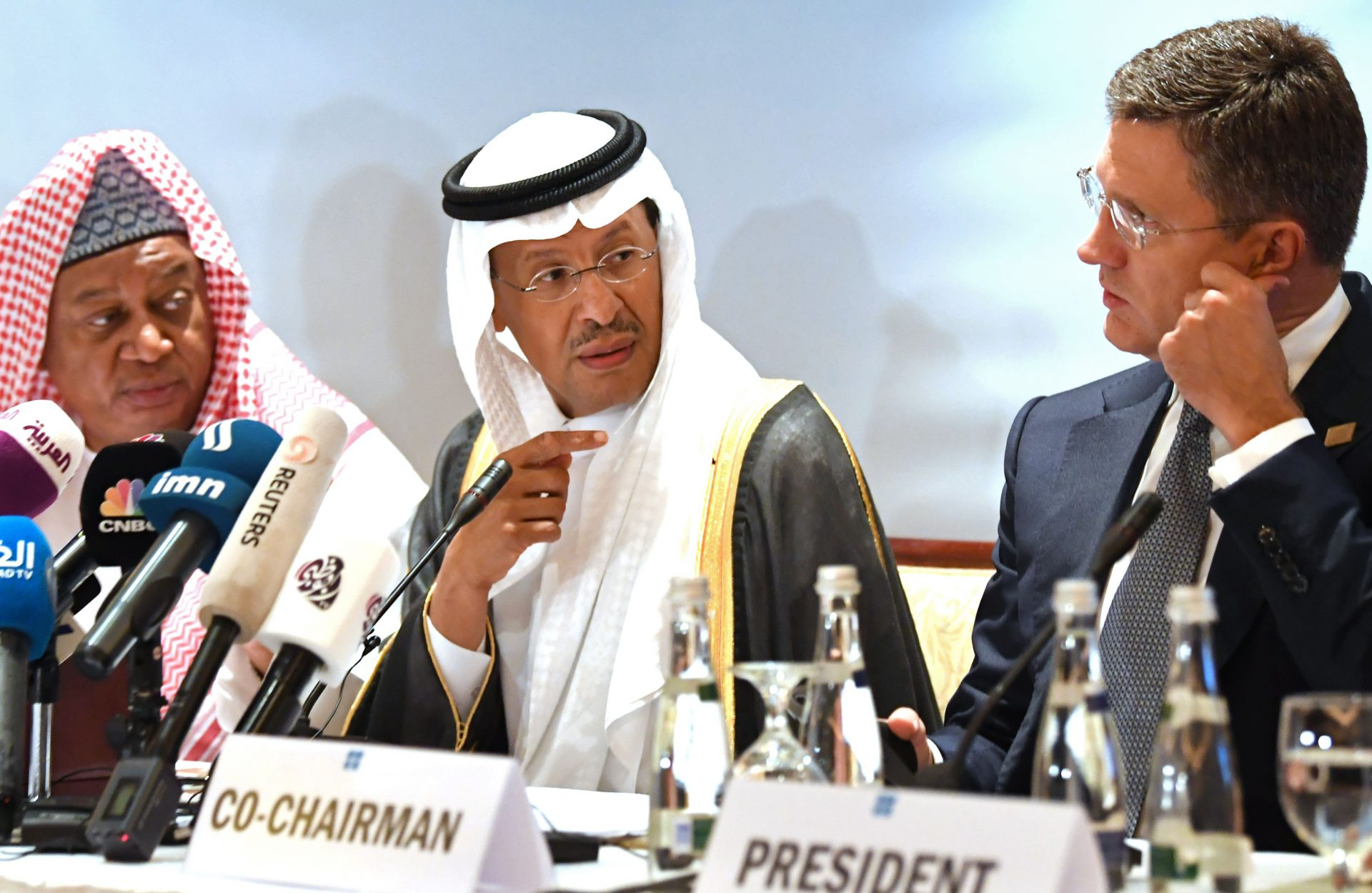 Saudi Arabia and Russia at odds before crucial OPEC meeting