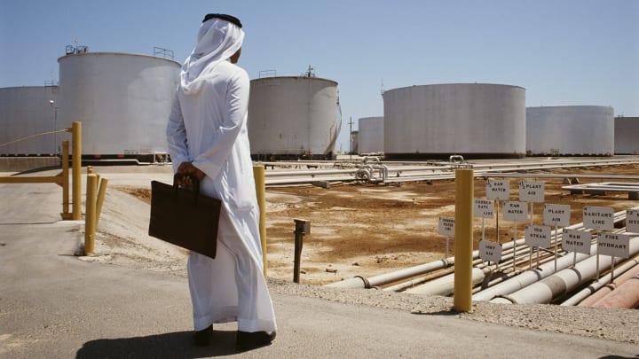 Estados Unidos no importa crudo saudí por primera vez desde 1985