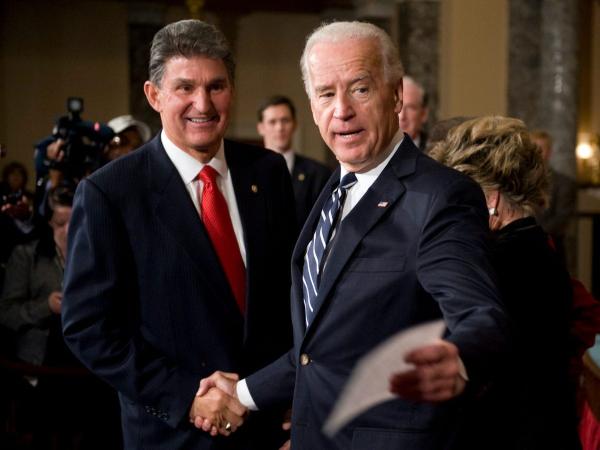 Joe Manchin holds America's energy independence, and economic future, in his hands