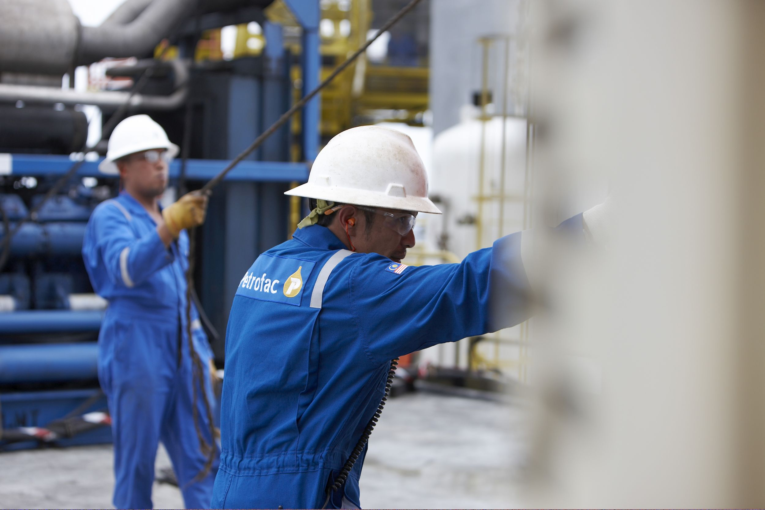 Petrofac asegura la extensión del contrato en Irak