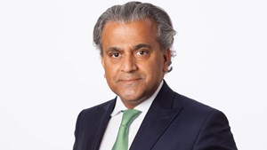 Dev Sanyal, BP's executive vice president of gas and low carbon energy