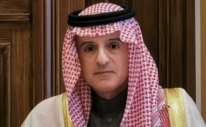 Ministro de Estado saudí de Asuntos Exteriores, Adel Al-Jubeir