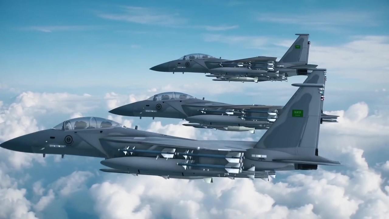 Los saudíes lideran el ataque aéreo en la capital de Yemen después del ataque de Aramco