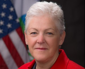 White House National Climate Advisor Gina McCarthy