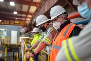 Tenaris está agregando personal para aumentar la capacidad de fabricación en Texas.