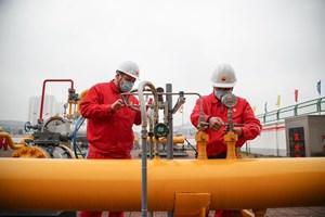 PetroChina crew