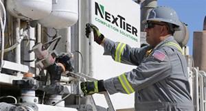 NexTier frac crewman