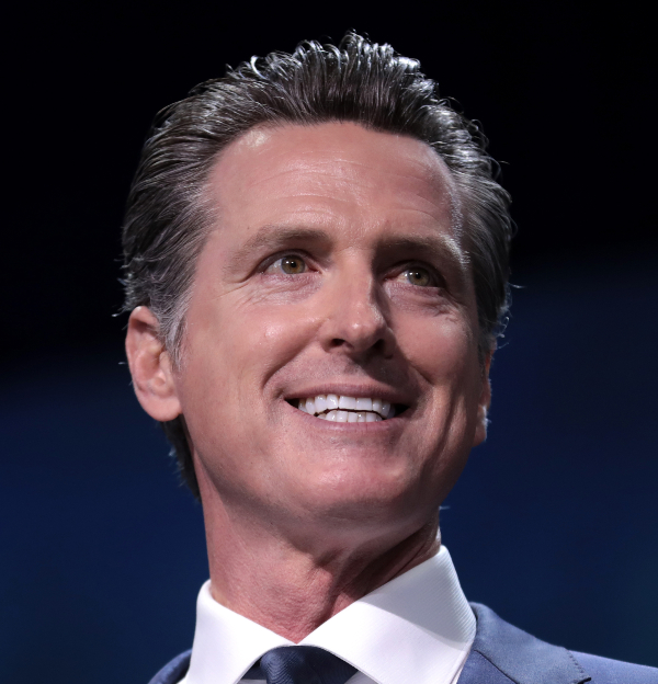 California's Newsom orders an eventual end to fracking in the state