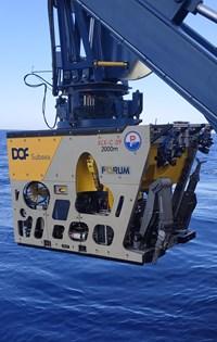 XLX ROV at launch