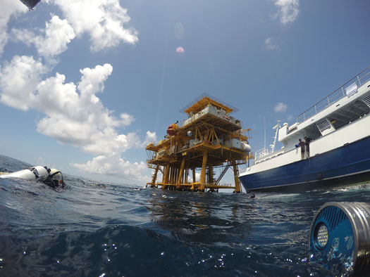 Rigs as reefs: An opportunity for creative, sustainable resource management