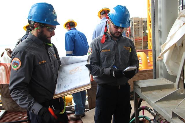 Los demócratas buscan una regulación más estricta de la infraestructura de petróleo y gas en alta mar