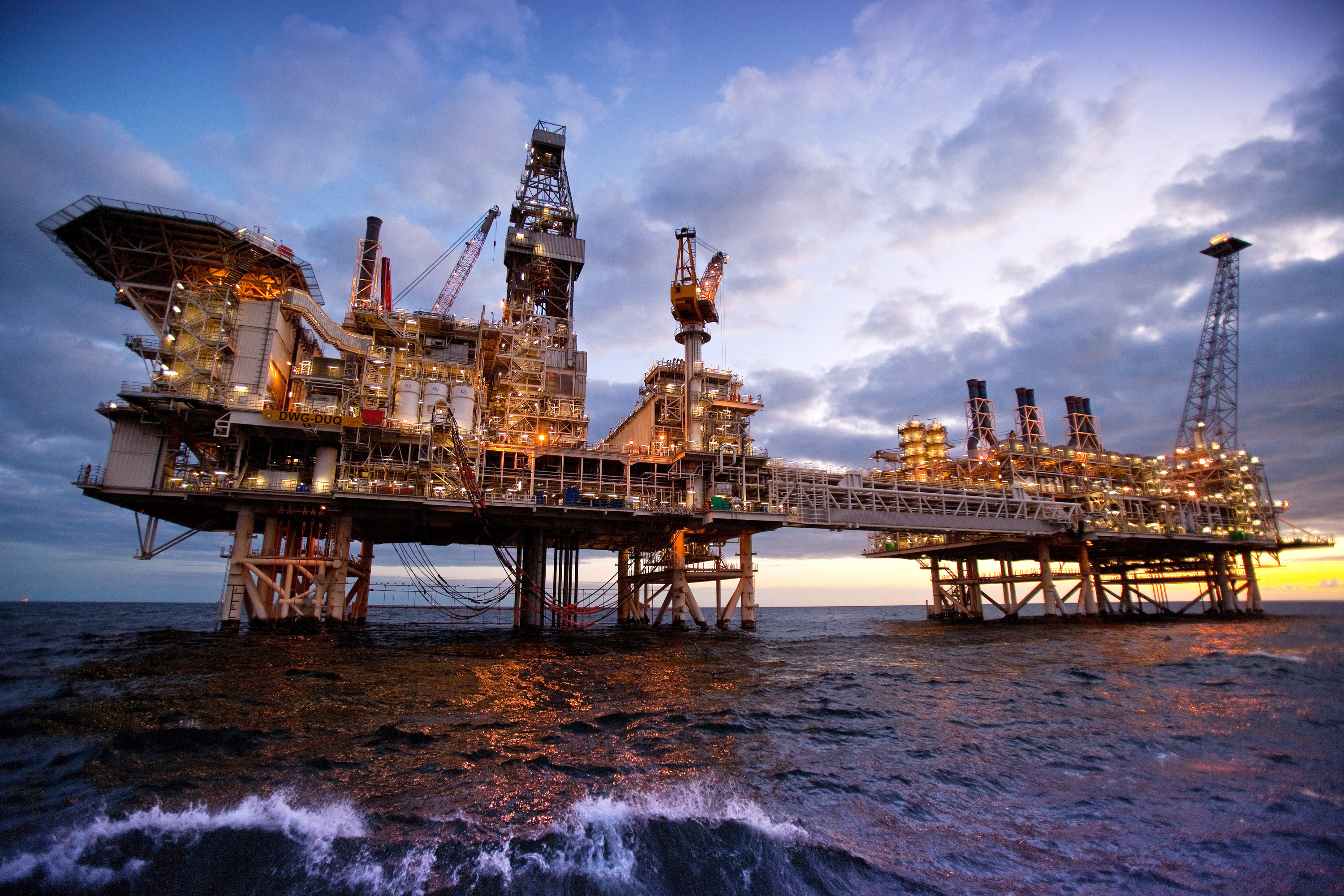 bp report oil and gas